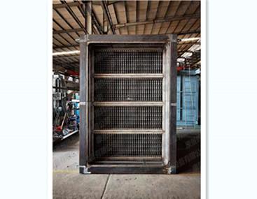 脱硝气气板式换热器