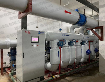 板式换热器在换热机组中的应用案例