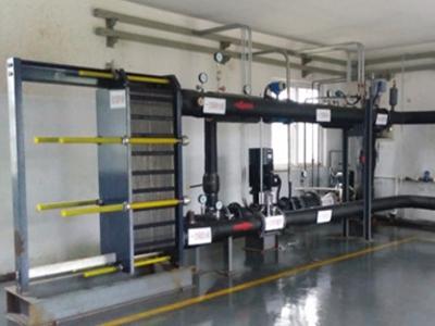 板式换热器在供暖系统中的应用案例