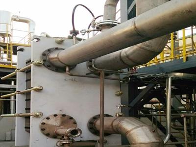 板式换热器在化工应用中的案例