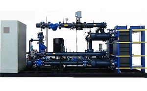 板式换热器在供暖系统中的应用