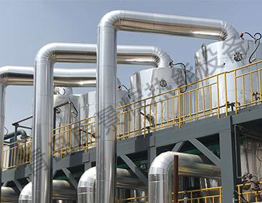 板式换热器应用于三效蒸发器处理饲料废水