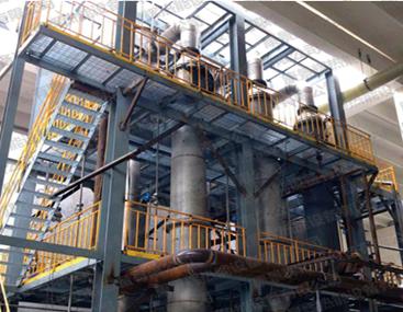 板式换热器在化工-溴素行业中的应用