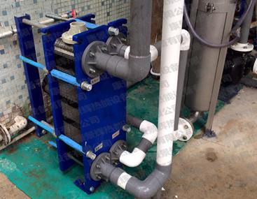 板式冷却器在轧机冷却中的应用
