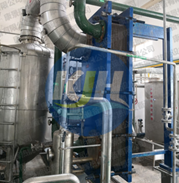 食品用板式换热器在山梨醇生产工艺中的作用