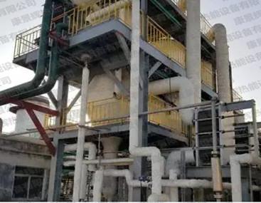 污水板式换热器